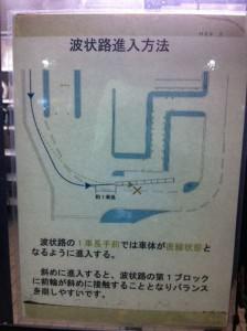 波状路侵入方法