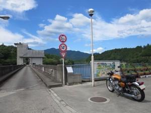 津風呂湖ダム