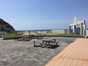 04白崎海洋公園ゲート