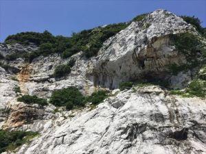 07白崎海洋公園石灰岩
