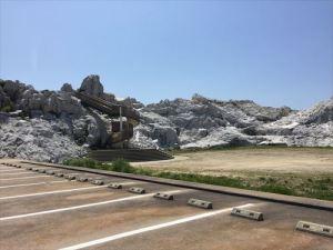 09白崎海洋公園展望台入口