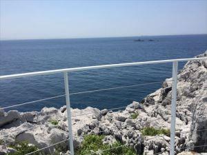 11白崎海洋公園展望台