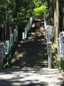 33熊野本宮大社階段