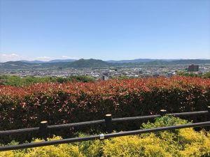 03紀ノ川サービスエリア展望