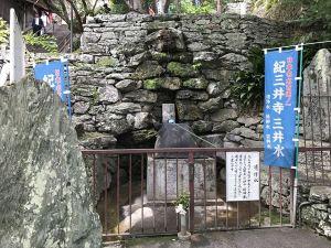 紀三井寺清浄水