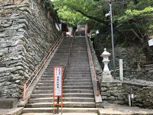紀三井寺階段