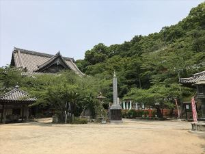 紀三井寺本堂