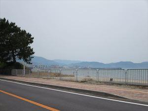 和歌山海沿い