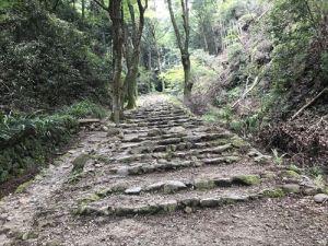 施福寺山道2