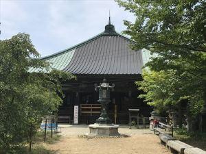 施福寺本堂