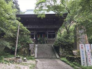施福寺楼門